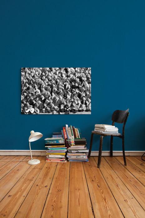 »Zuschauer 1963« in deinen vier Wänden - 11FREUNDE BILDERWELT