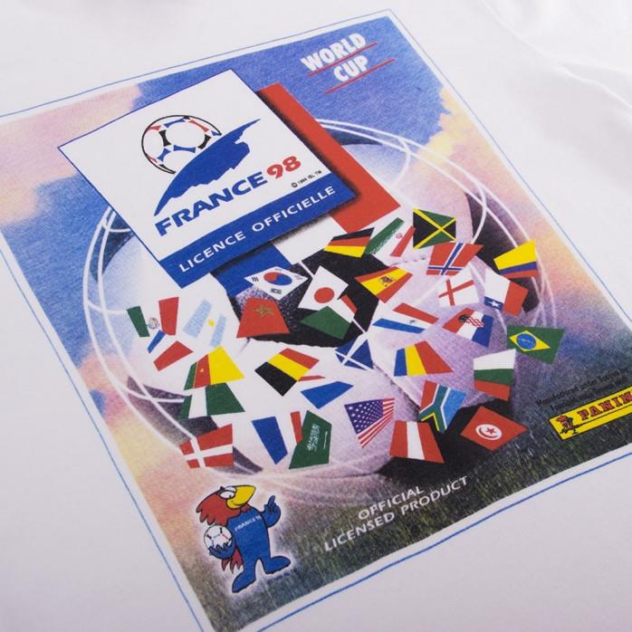 Panini Heritage FIFA World Cup™ 1998 T-Shirt - COPA - 11FREUNDE SHOP