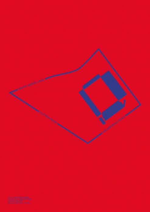Piktogramm: Crystal Palace - Poster bestellen - 11FREUNDE SHOP