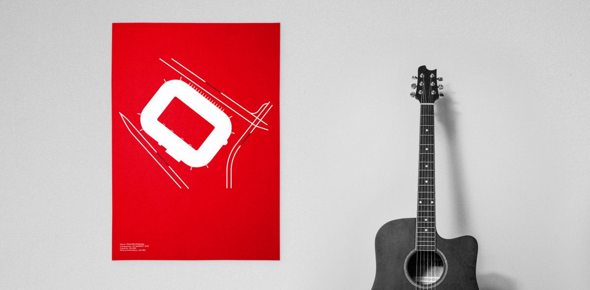Piktogramm: Eindhoven - Poster bestellen - 11FREUNDE SHOP
