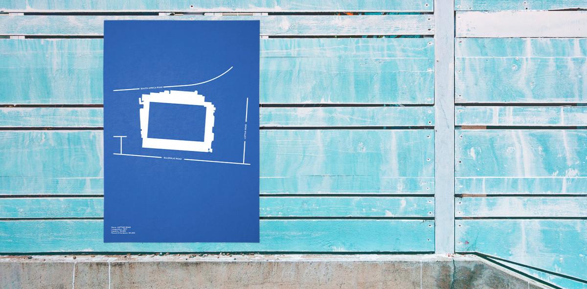 Piktogramm: Queens Park Rangers - Poster bestellen - 11FREUNDE SHOP