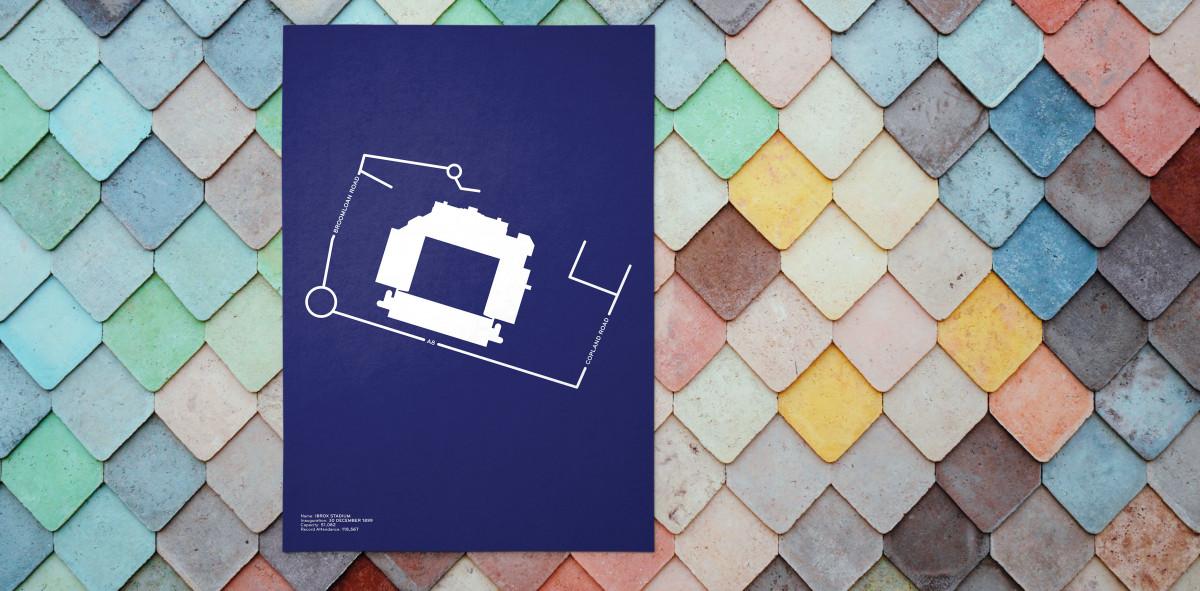 Piktogramm: Rangers - Poster bestellen - 11FREUNDE SHOP
