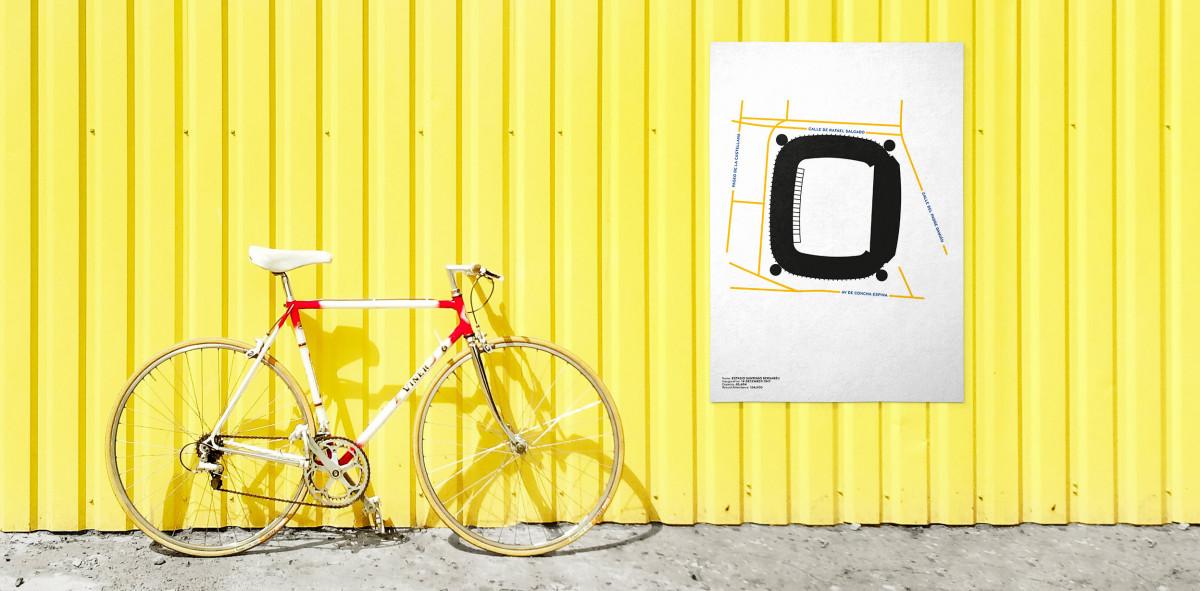 Piktogramm: Real Madrid - Poster bestellen - 11FREUNDE SHOP