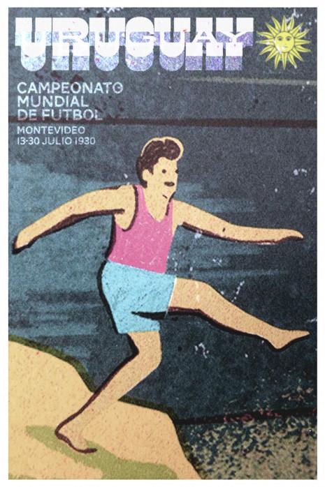 Uruguay 1930 - Poster bestellen - 11FREUNDE SHOP