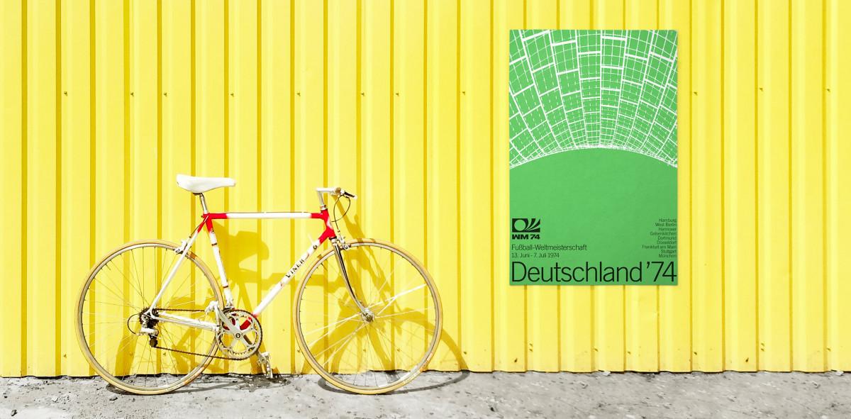 Deutschland 1974 - Poster bestellen - 11FREUNDE SHOP