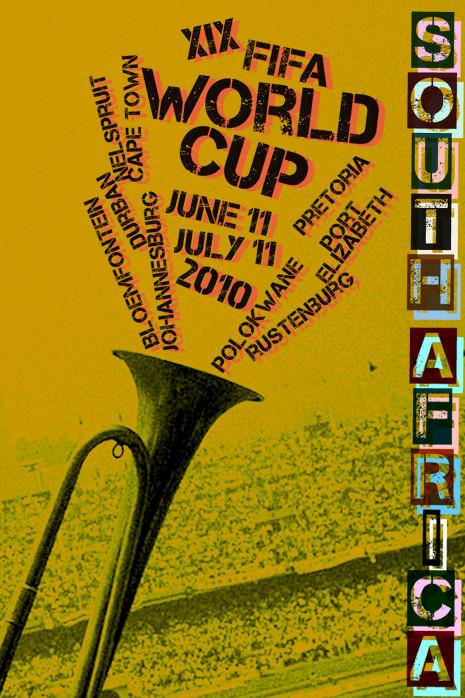 South Africa 2010 - Poster bestellen - 11FREUNDE SHOP