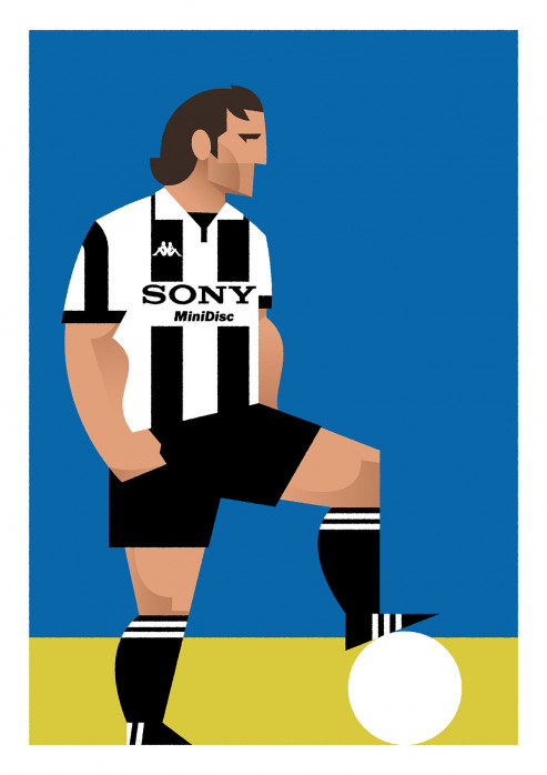 Stanley Chow F.C.: Alessandro - Poster bestellen - 11FREUNDE SHOP