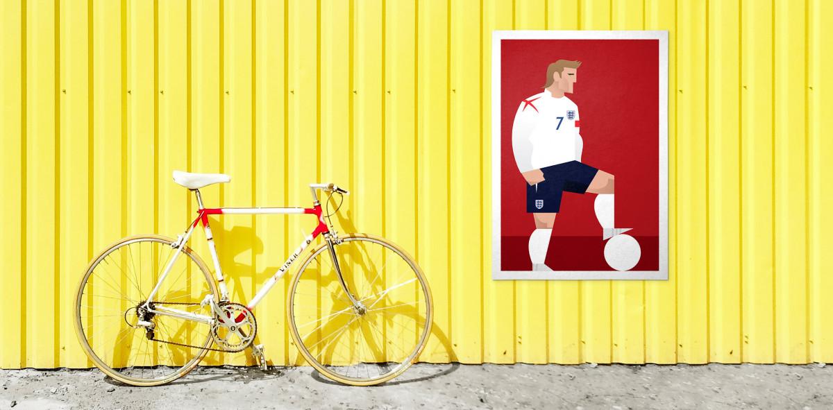Stanley Chow F.C. - David - Poster bestellen - 11FREUNDE SHOP