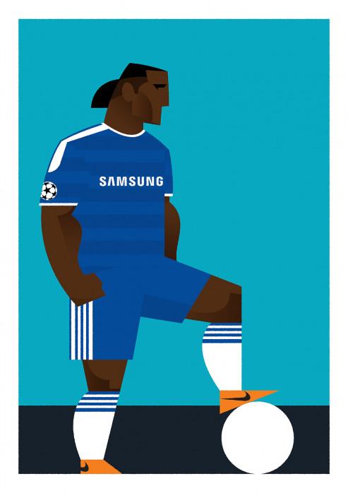 Stanley Chow F.C. - Didier - Poster bestellen - 11FREUNDE SHOP