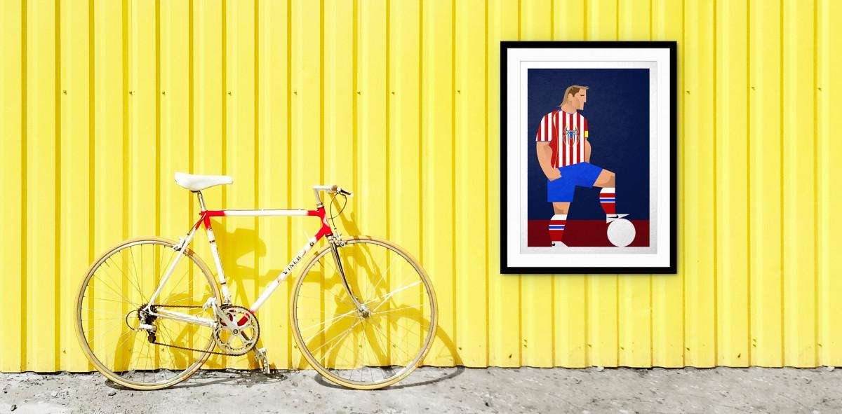 Stanley Chow F.C. - Fernando - Poster bestellen - 11FREUNDE SHOP