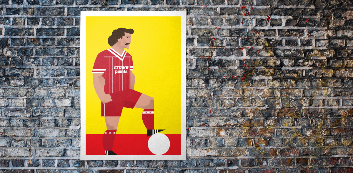Stanley Chow F.C. - Graeme - Poster bestellen - 11FREUNDE SHOP