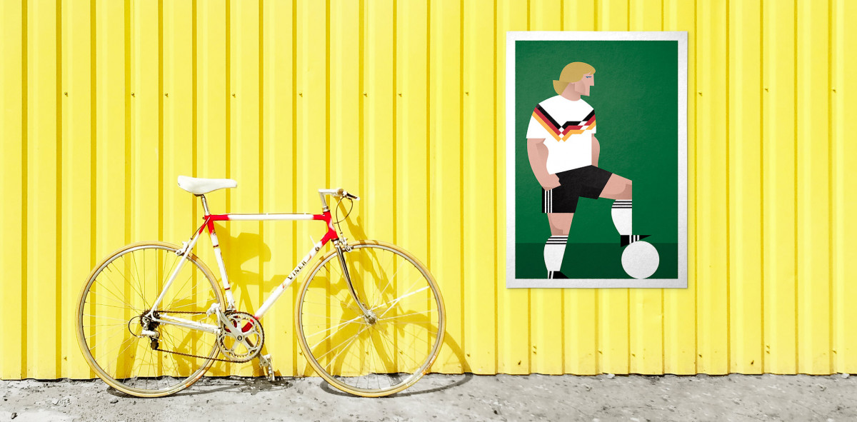 Stanley Chow F.C. - Jürgen - Poster bestellen - 11FREUNDE SHOP