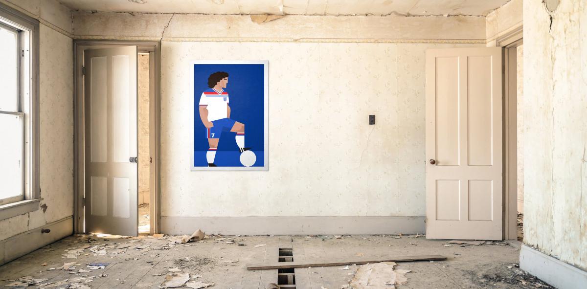 Stanley Chow F.C. - Kevin - Poster bestellen - 11FREUNDE SHOP