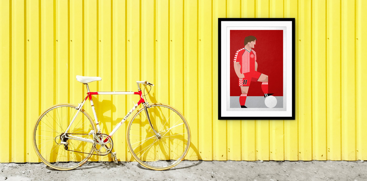 Stanley Chow F.C. - Michael - Poster bestellen - 11FREUNDE SHOP