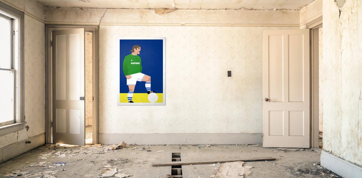 Stanley Chow F.C. - Neville - Poster bestellen - 11FREUNDE SHOP