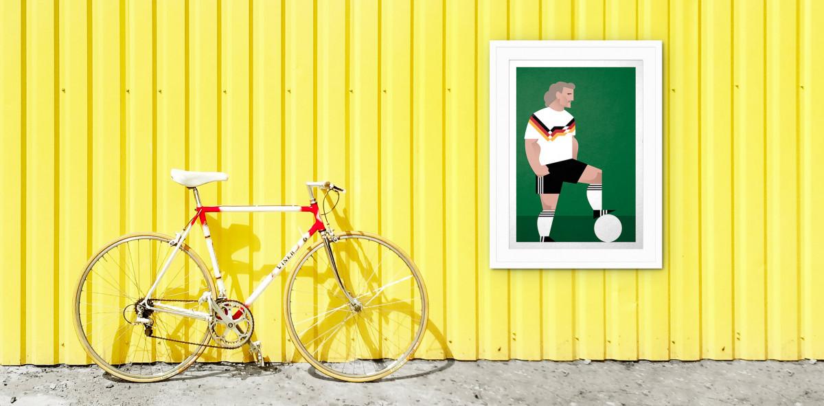 Stanley Chow F.C. - Rudi - Poster bestellen - 11FREUNDE SHOP