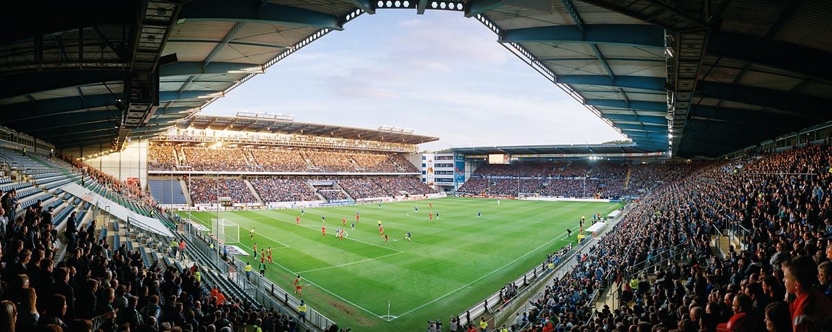 Bielefeld (2018) - Stadion Wandbild SchücoArena - 11FREUNDE SHOP