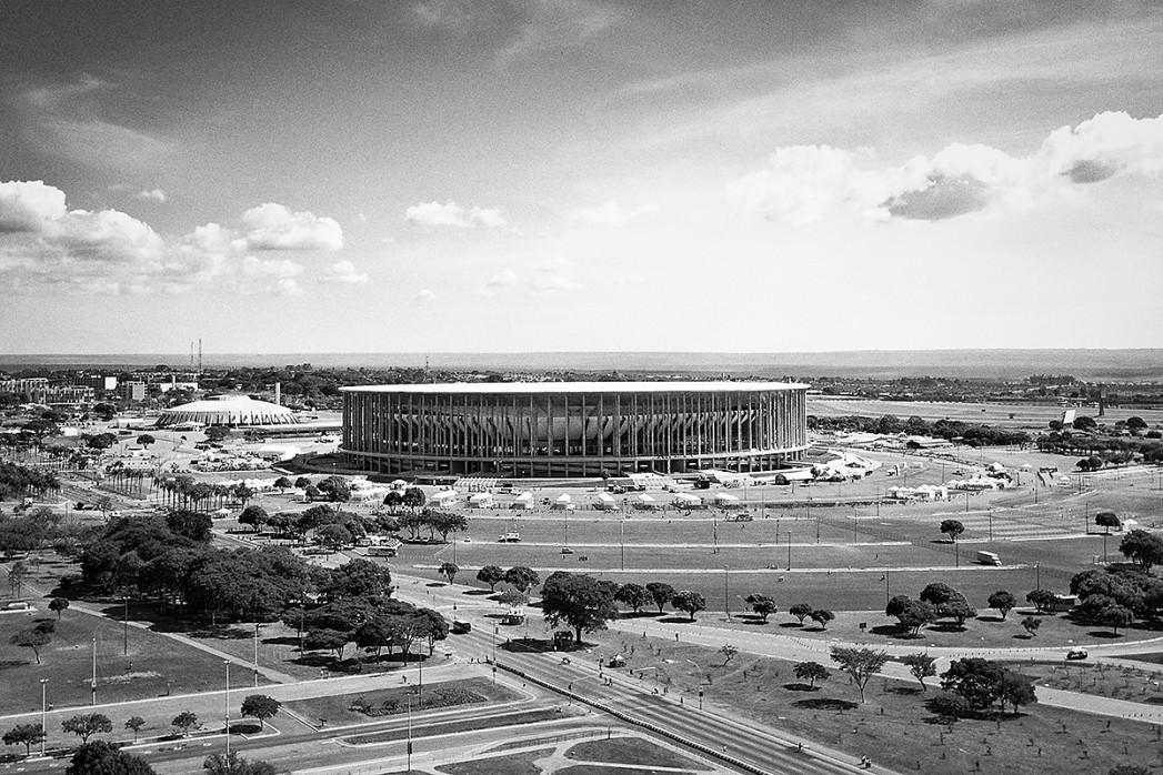 Estádio Nacional de Brasília - 11FREUNDE BILDERWELT
