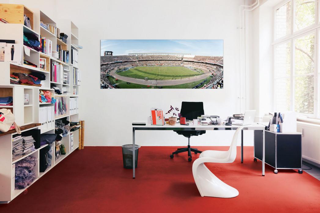 Estadio Monumental Antonio Vespucio Liberti in deinem Büro - 11FREUNDE BILDERWELT