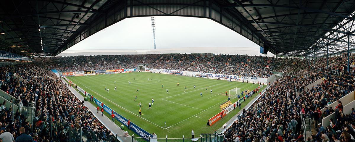 Rostock DKB Arena - 11FREUNDE BILDERWELT