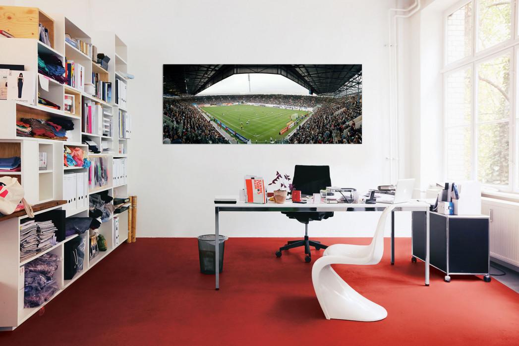 Rostock DKB Arena in deinem Büro - 11FREUNDE BILDERWELT