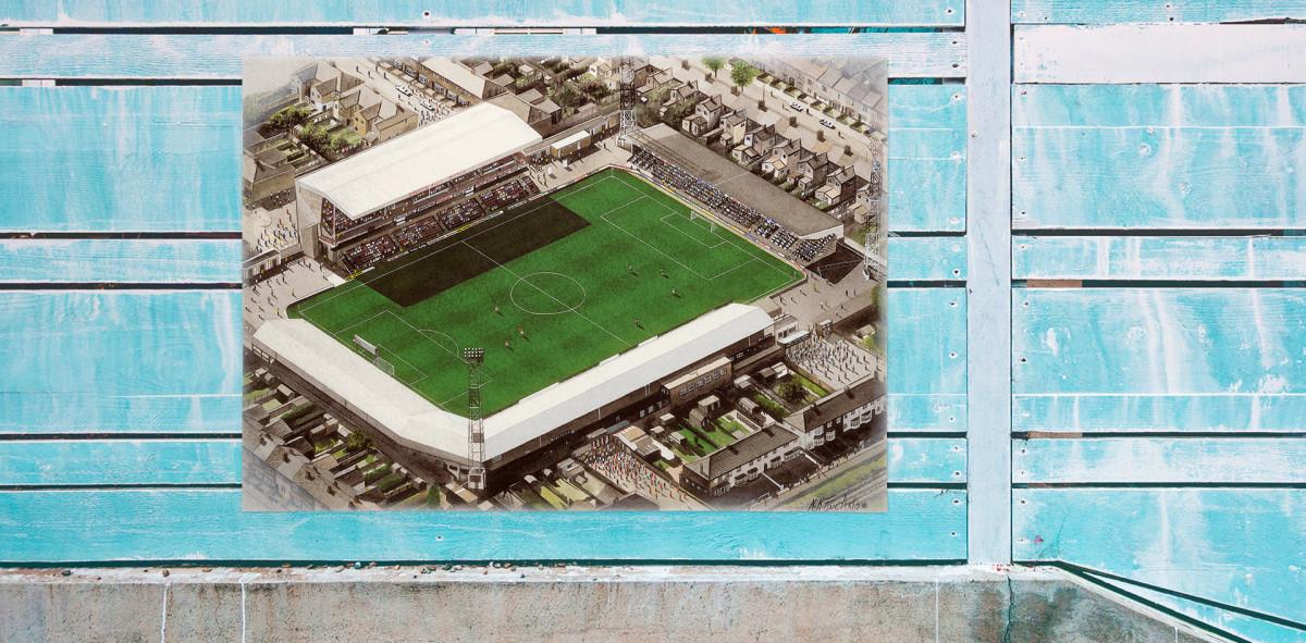 Stadia Art: Blundell Park - Poster bestellen - 11FREUNDE SHOP