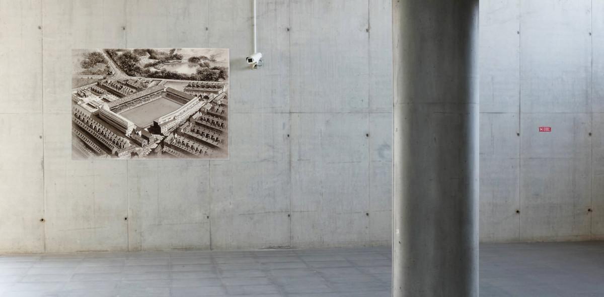 Stadia Art: Goodison Park (1) - Poster bestellen - 11FREUNDE SHOP
