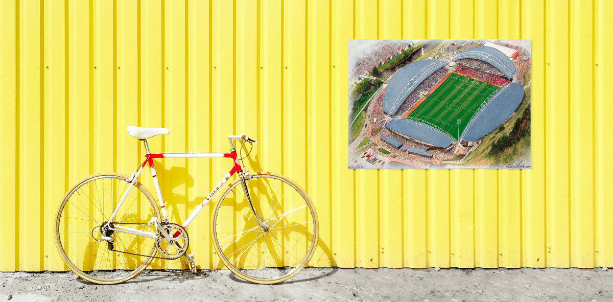 Stadia Art: John Smith's Stadium - Poster bestellen - 11FREUNDE SHOP