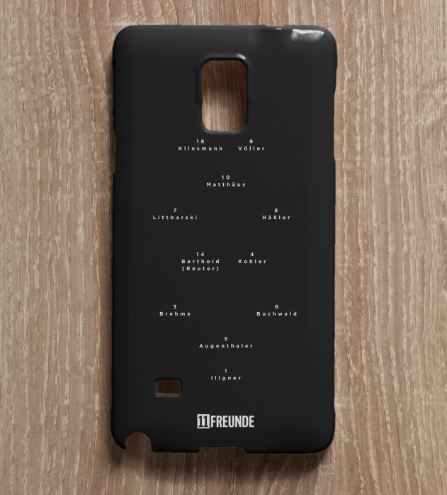 Deutschland 1990 - Smartphonehülle - 11FREUNDE SHOP
