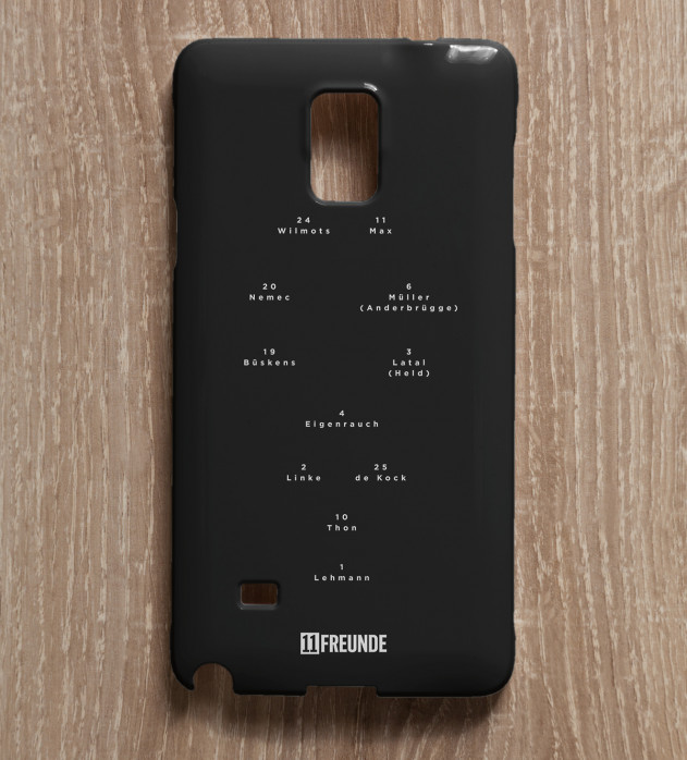 Schalke 1997 - Smartphonehülle - 11FREUNDE SHOP