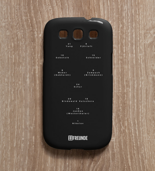 Frankfurt 1999 - Smartphonehülle - 11FREUNDE SHOP