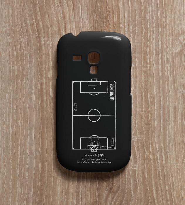 Hrubesch 1980 - Smartphonehülle - 11FREUNDE SHOP