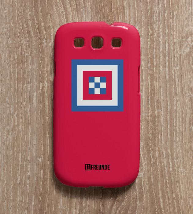 Pixel-Wappen: Bayern - Smartphonehülle - 11FREUNDE SHOP