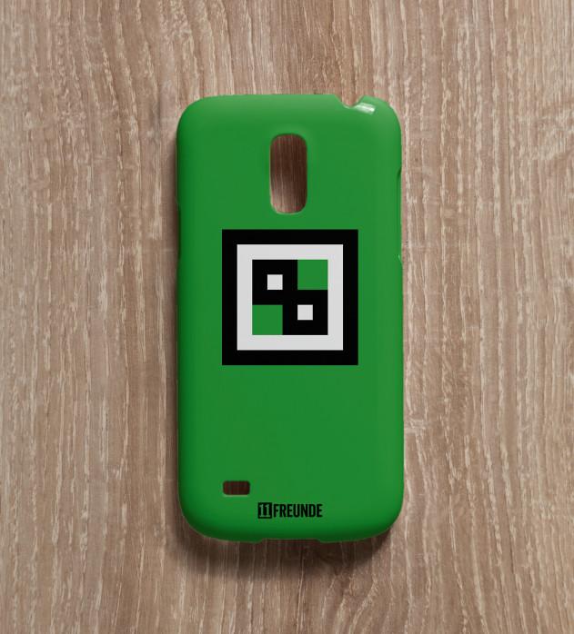 Pixel-Wappen: Hannover - Smartphonehülle - 11FREUNDE SHOP