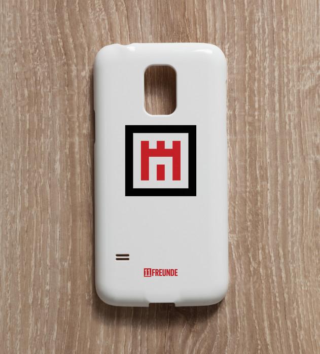 Pixel-Wappen: St. Pauli- Smartphonehülle - 11FREUNDE SHOP