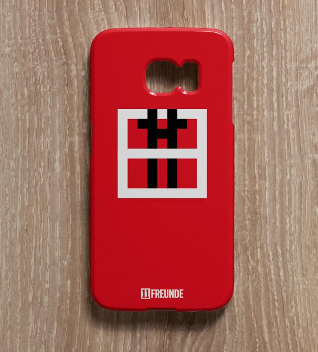 Pixel-Wappen: Köln - Smartphonehülle - 11FREUNDE SHOP