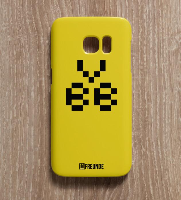 Pixel-Wappen: Dortmund - Smartphonehülle - 11FREUNDE SHOP