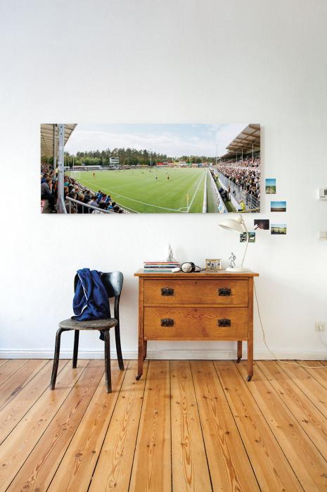 Sandhausen Hardtwaldstadion in deinen vier Wänden - 11FREUNDE BILDERWELT