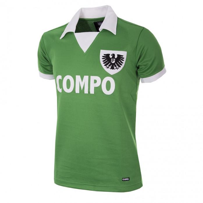 SC Preussen Münster 1977 - 78 Retro Football Shirt