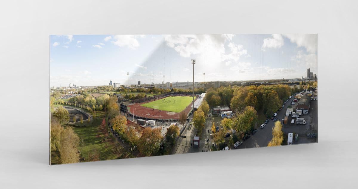 Vogelperspektive Südstadion - Stadion Fußball Fotografie
