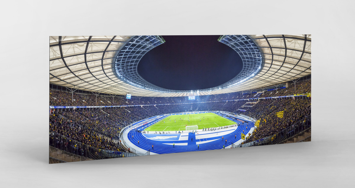 Berlin (2018) - Hertha BSC vs. Borussia Dortmund im Olympiastadion