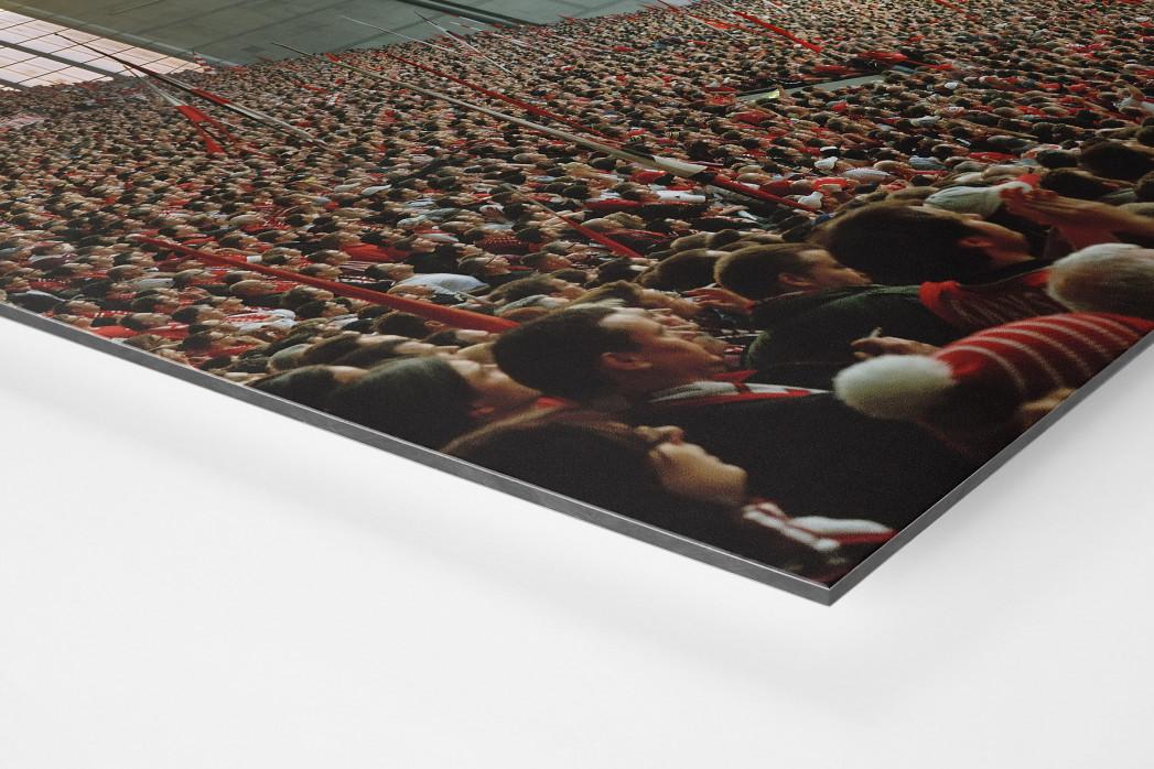 Kaiserslautern - Fritz-Walter-Satdion - Foto als Wandbild / Poster - Panorama