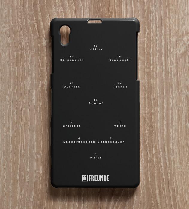 Deutschland 1974 - Smartphonehülle - 11FREUNDE SHOP