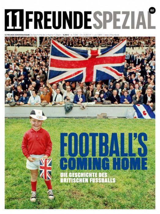 11FREUNDE SPEZIAL - Die Geschichte des britischen Fussballs