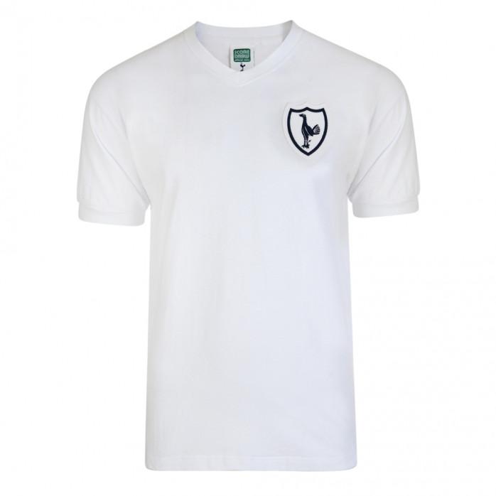 11FREUNDE SHOP - Tottenham Hotspur Trikot 1962 Nr.8 - Score Draw ...