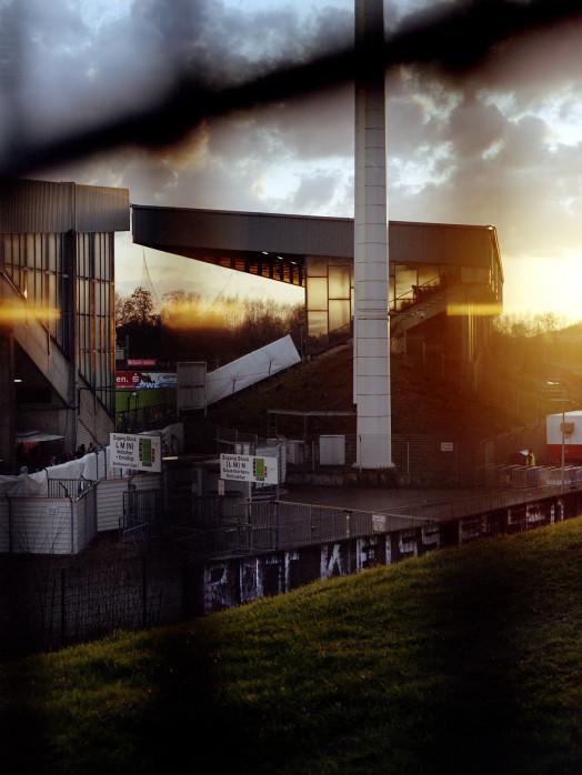Georg-Melches-Stadion RWE - 11FREUNDE BILDERWELT