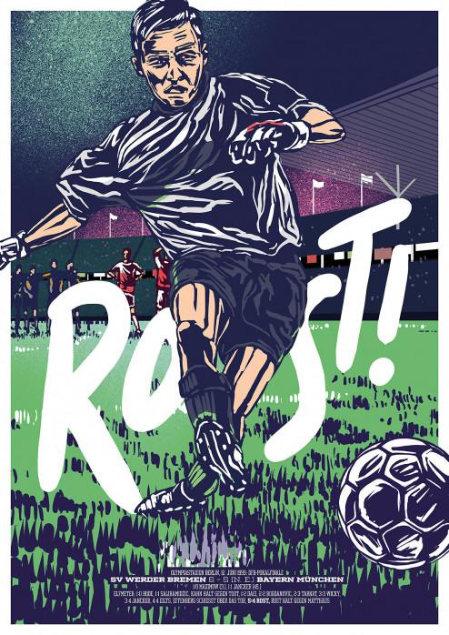 Rost (AllStarGoals - Werder)