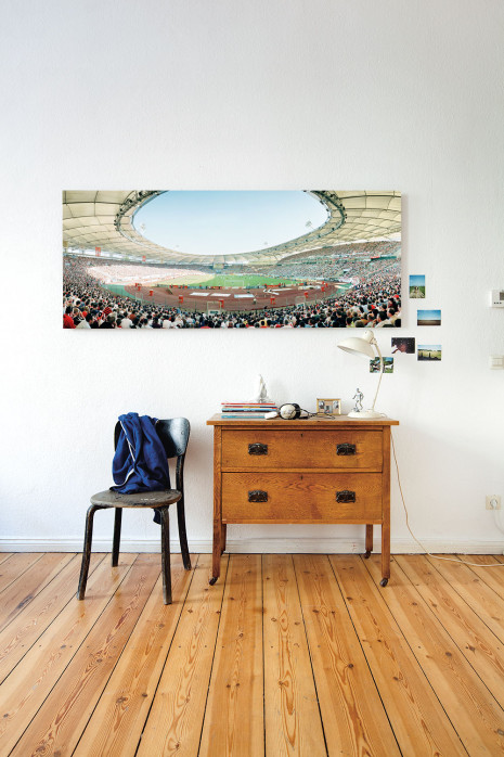 Stuttgart Gottlieb-Daimler-Stadion in deinen vier Wänden - 11FREUNDE BILDERWELT