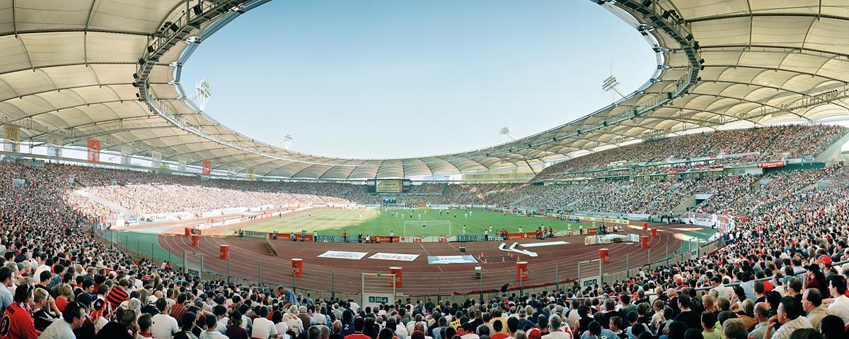 Stuttgart Gottlieb-Daimler-Stadion - 11FREUNDE BILDERWELT
