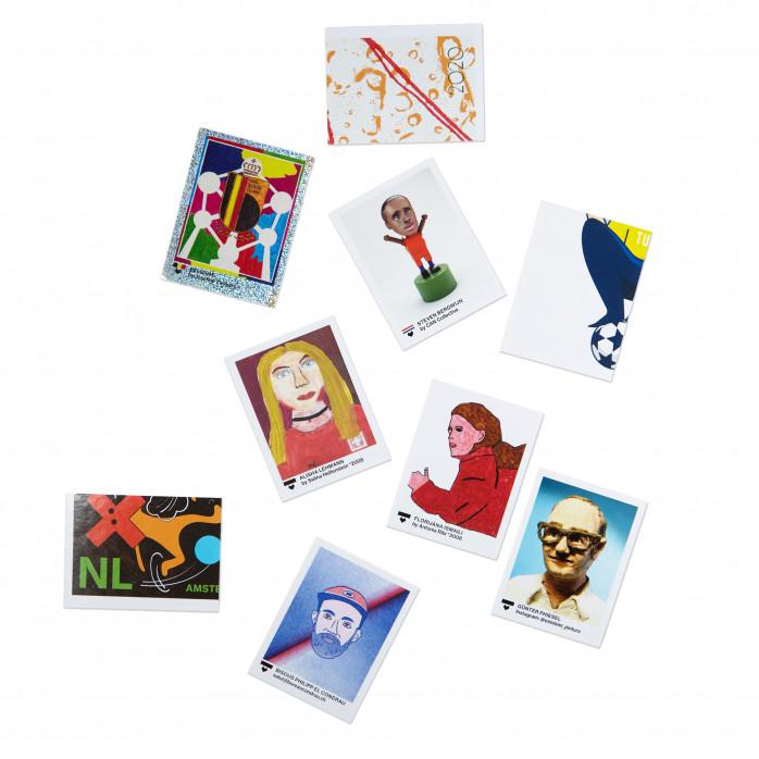 Stickertüte: TSCHUTTI HEFTLI zur Euro 2020 / 2021